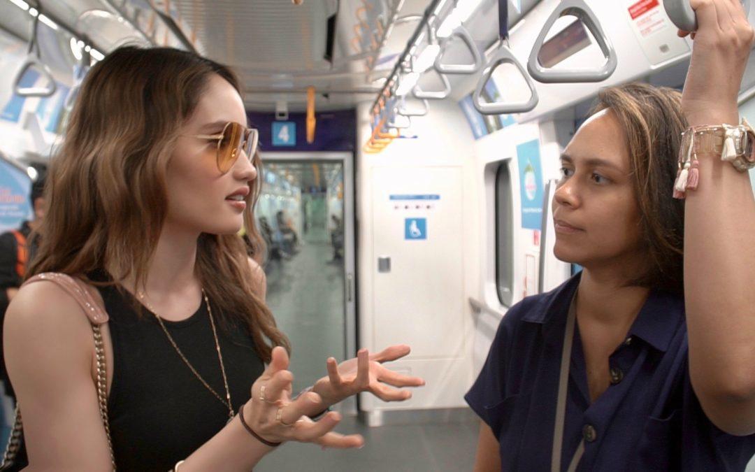 Curhat di MRT, Cinta Dapet Cerita Ngagetin